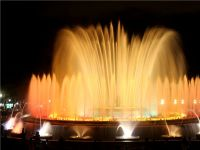 Magic Fountain Barcelona